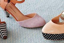 Walk Tall, Walk Fancy / Heels, wedges and exotic footwear  / by Zane Emily