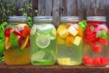 Fun Drink Recipes / Don't forget to make fun drinks to go along with your family meals or parties! Check out all of these drink recipes for any party!