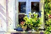 Watercolour / by Dianne Watson