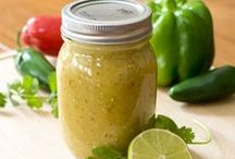 Canning Tips and Recipes / Canning is an economical way to provide food and save money. Check out these canning ideas, canning tips and canning recipes to help you along the way.