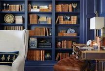 Bookcases / by Ailee Harman
