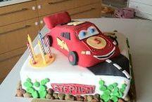 Our Birthday Cakes