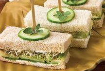 Sandwiches / by Ailee Harman