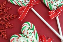 Christmas Candy / Dozens of delicious candy and sweets recipes for the Christmas season!