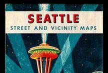 Vintage Travel / Vintage travel posters and whatnot