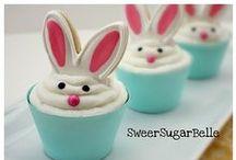 Easter / Diseños y dibujos en huevos para Pascua