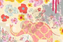 Nursery Ideas / by Heather Conneran