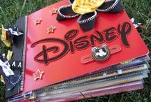 Disney Scrap Book Ideas