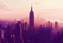 New York, New York / by Ailee Harman