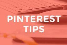 - PINTEREST TIPS -
