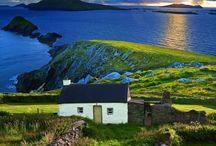 Ireland / My own native land, so far away.  / by Kathryn Reinardy