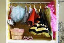 KID: dress up & make-believe play
