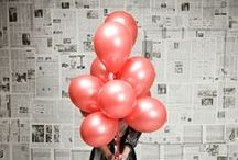 Up! Up! And Away! / All things, balloons