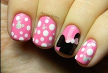 ~+ LOVELY NAIL ART +~ / Nail ideas  / by Mieli