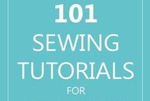 Sewing Tips and Tutorials / by Mable Yaeger