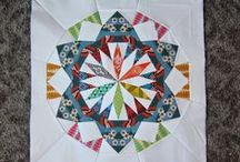 Tutorials & Patterns: Paper Piecing / by From Blank Pages | Paper Piecing Quilt Patterns