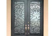DOOR OBSESSION / Doors, gates, etc...  / by Sandra Mercer