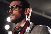Menswear / Classy menswear and accessories for the modern gent / by Tracey Chan