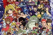 Anime <3 / by Madeleine Hogue