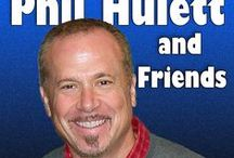 Podcast / Stuff we talked about on Phil Hulett and Friends