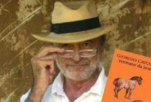 Venivano da lontano / guardando il nuovo libro di Giorgio Caponetti, marcos y marcos editore