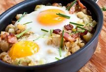Breakfast Food Ideas / Here is a collection of breakfast food ideas