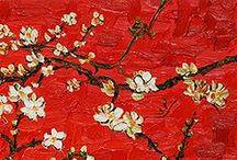Vincent Van Gogh / by Leah Cheney