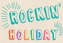 Rockin' Holiday / This is a collaborative board from 18 rockin' art moms providing you with awesome holiday art projects, crafts, & ideas for kids. You'll find art projects, crafts, & ideas for all the holidays, all in one spot!  We all believe in the power of creativity as a necessary part of kids' lives. Join us! / by Melissa {Mama Miss}