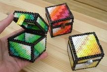 Perler Beads / by Leah Cheney