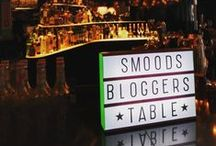 SmoodS Food Bloggers Table #1 / SmoodS Food Bloggers Table (NL) on the 22th of September 2016 @ Hotel BLOOM!