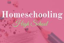 Homeschooling High School / Tips and products for homeschooling a high schooler.