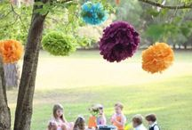 Eco Friendly Parties / Celebrate birthdays in a sustainable way. Eco friendly ideas and tips for birthday party planning. Have fun and be planet kind | www.babaandboo.com