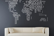 Inspirational Board (for the home)
