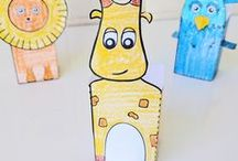 Kids Crafts / DIY tutorials and projects for Kids