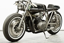 Cool Bikes and Cars / by Jaime Forero