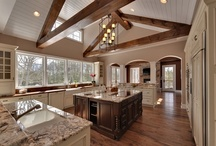 Kitchen Design Ideas / by Janet Phillips