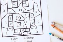 School Fun / Printables, ideas, and lesson plans for homeschool fun