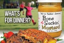 Easy Bone Suckin' Dinner / Our easiest Bone Suckin' Recipes for a quick and healthy family meal!