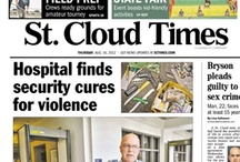 Aug. 16, 2012 front page / by St. Cloud Times newspaper/online
