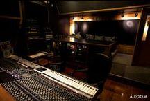 Recording Studio Design / by Joe Snyder
