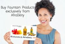 Fountain Jamaican Oils Collection