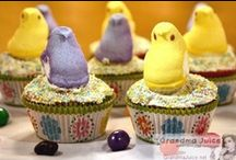 Easter Ideas / by Keenly Kristin