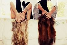 Hair  / by Tyler :)