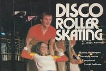 Rollerskating Disco Club