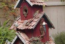 I Love Birdhouses