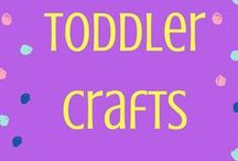 Toddler Crafts / Simple crafts for babies and toddlers
