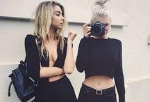 Fashion - All black everything