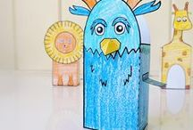 Papercrafts for Kids