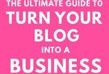 Business Blogging 101 / Business Blogging 101 tips
