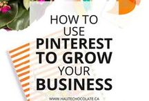 PINTEREST Success / All Pinterest related article to become a BOSSbabe